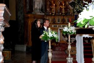 funerale - Carolina  Giacomo