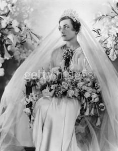 AliceGloucesterweddingin1935