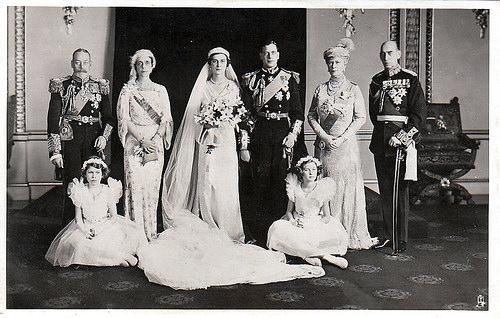 Matrimonio Romanov : Storiche nozze reali inglesi
