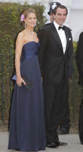Nicolas e Tatiana di Grecia