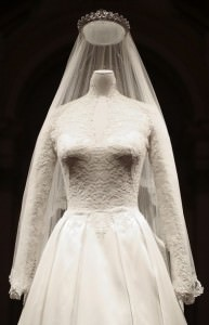 BRITAIN-ROYALS/WEDDINGDRESS