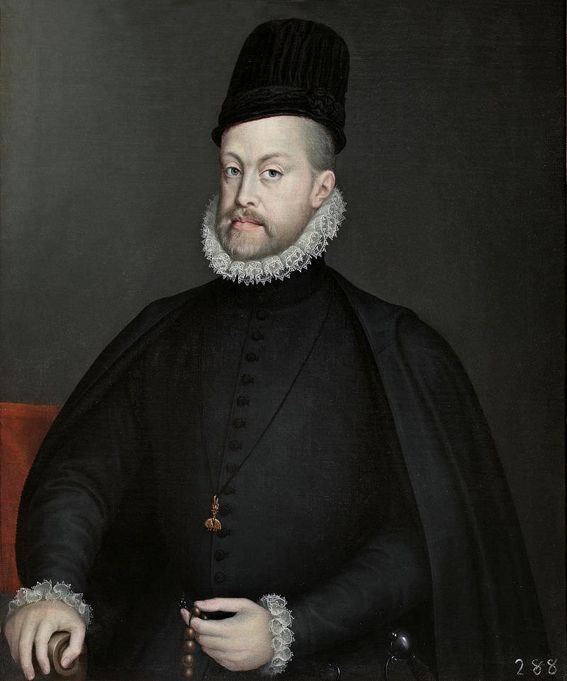 Filippo II e l'Escorial