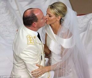 Sposi-bacio