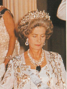 Lo zaffiro della regina di Romania