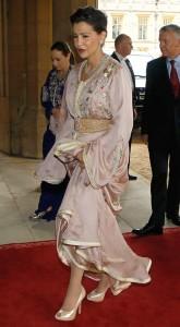 Lalla Meryem sorella del re del Marocco