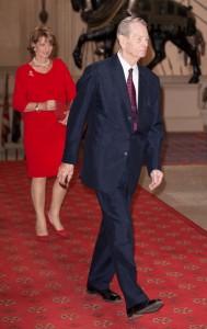 Il re di Romania e la figlia Margaretha