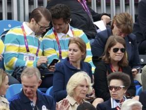Gli svedesi... nei prossimi giorni sono attesi il re e la regina