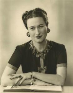 NPG x25926; Wallis, Duchess of Windsor