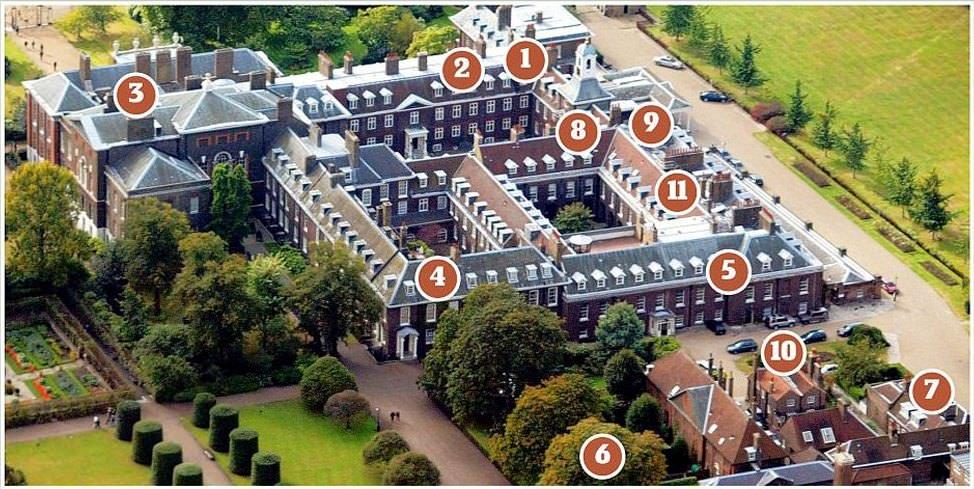 Imperor.net: Новости: аристократия, монархия, luxury, история Кенсингтонский дворец или большое королевское общежитие