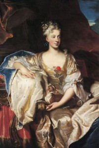 34. Henriette d'Elbeuf