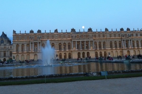 La Versailles delle Mesdames Tantes