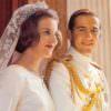Costantino e Annemarie di Grecia: nozze d'oro