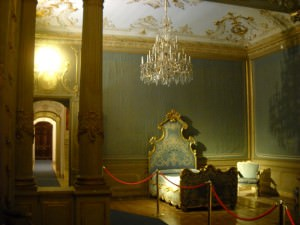 11 Camera di Umberto I