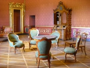 7 Salotto della regina Margherita