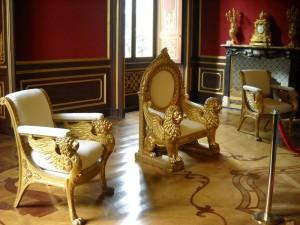 9 Appartamento di Umberto I, sala delle udienze (o del trono)
