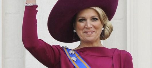 Maxima dei Paesi Bassi e i gioielli storici degli Orange Nassau - II