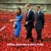 William, Kate e Harry, live su Twitter