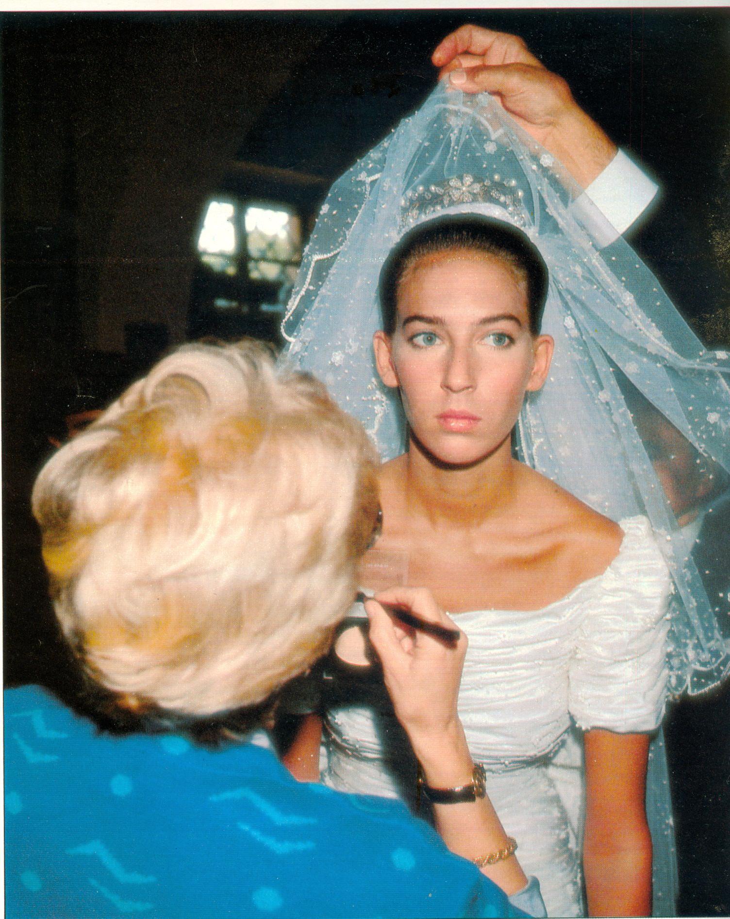 Bianca di Savoia Aosta una sposa bellissima sotto il sole di Toscana