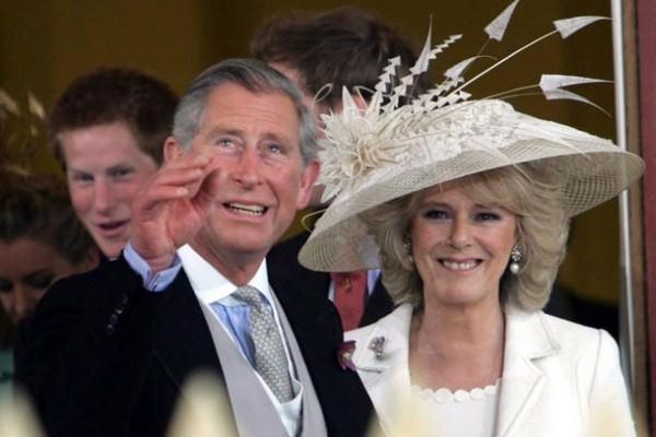 Carlo e Camilla dieci anni come marito e moglie
