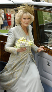 The Duchess of Cornwall, formerly Camill