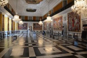 Christiansborg - Il salone da ballo