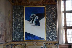Frederiksborg - Ritratto del Principe Henrik