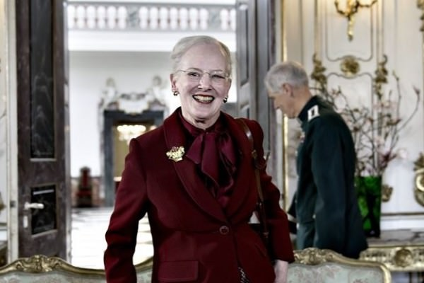 Margrethe di Danimarca, 75 anni e non sentirli
