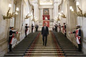 Un anno con Felipe VI