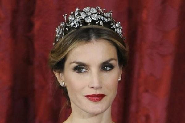 Lo scrigno minimal e sobrio della regina di Spagna