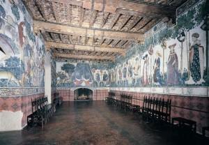 fantasmi nei castelli italiani