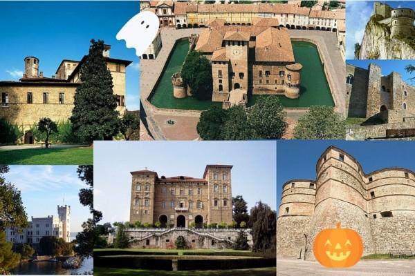 Fantasmi, spiriti e streghe nei castelli italiani