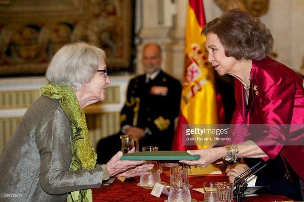 La nuova vita della regina Sofia di Spagna