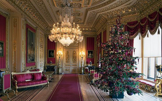 Il Natale Dei Reali E Le Loro Post Card