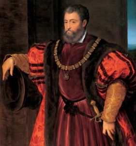 Alfonso I d'Este Tagliatelle di Lucrezia Borgia