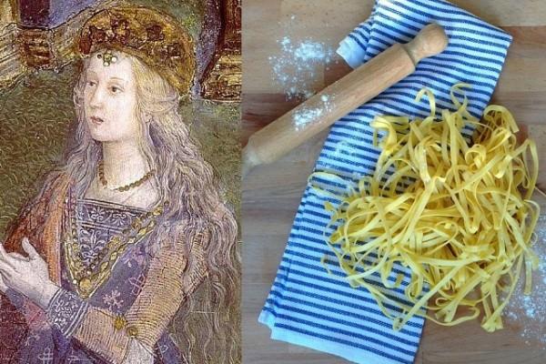 Le tagliatelle di Lucrezia Borgia
