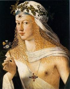 Tagliatelle di Lucrezia Borgia Bartolomeo Veneto