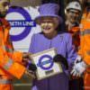 Elizabeth Line, una linea della tube per i 90 anni della regina