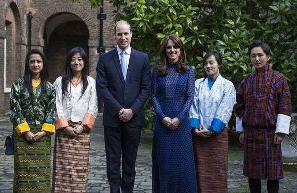 William-Kate-India-Bouthan (2)
