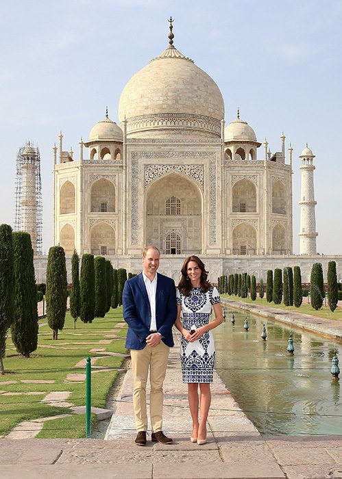 William-Kate-TajMahal3