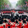 Il Trooping the Colour per i 90 anni della regina Elisabetta II