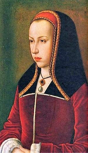Margherita e Filiberto la giovane arciduchessa