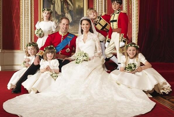 L'arte di essere damigella, ovvero le royal bridesmaids