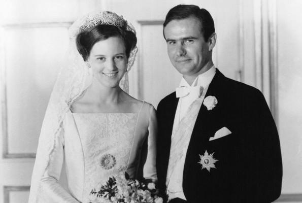 Margrethe ed Henrik, nozze d'oro in Danimarca