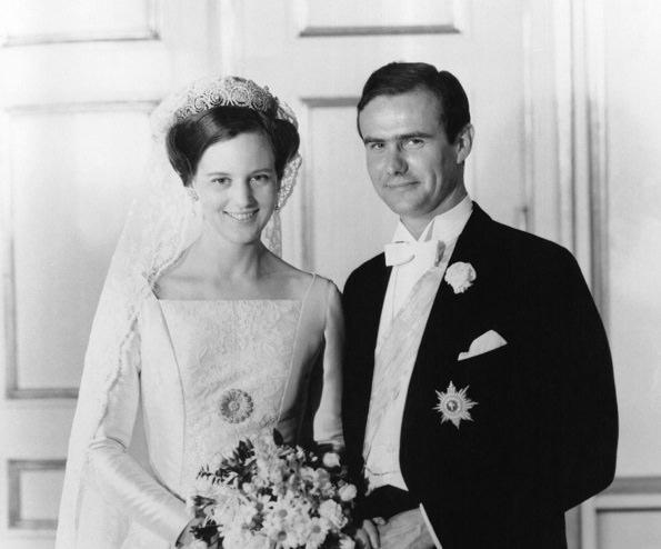 Margrethe ed Henrik