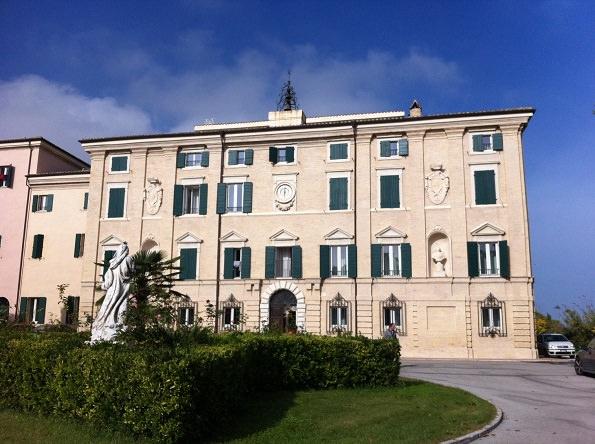 figlio di Napoleone, Colleameno ad Ancona