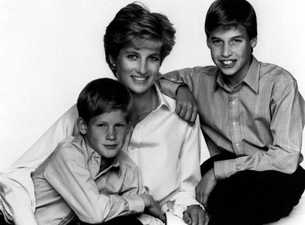 Diana Spencer non era Cenerentola, con i figli