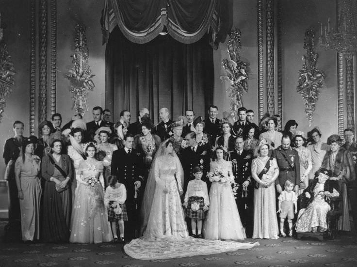 70 anni di matrimonio, gli ospiti