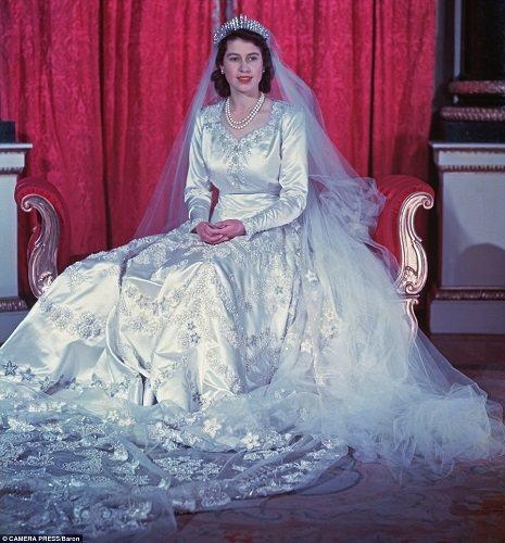 70 anni di matrimonio, la sposa