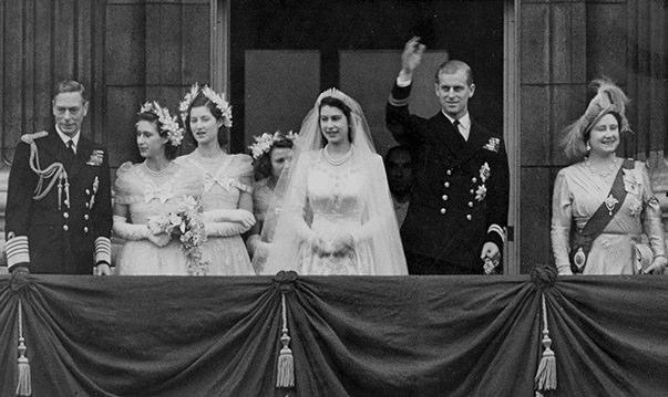 70 anni di matrimonio, i saluti da Buckingham Palace