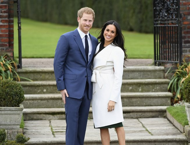 Harry sposa Meghan